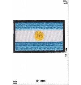 Argentina 2 Piece - Flag Argentina - 2 Stück - Flagge Argentinien  - klein - Flag