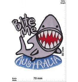 Australia Bite me - Australia - Hai- Shark  - Australien