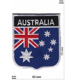 Australia Australien- Flagge - Wappen- Australia