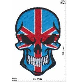 England Skull - UK - Union Jack