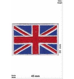 England 2 Stück ! Flagge - UK Union Jack - klein