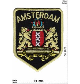 Netherland Amsterdam - Wappen