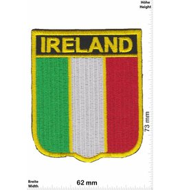 Ireland  Ireland - Flag - Coat of arm