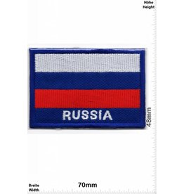 Russia Russland Flagge - Russia Flag - Countries