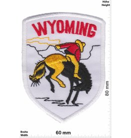 USA Wyoming - weiss