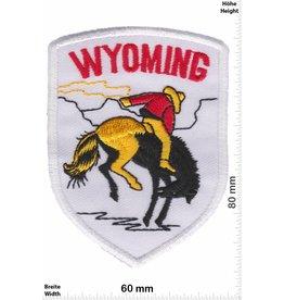 USA Wyoming - white