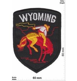 USA Wyoming - black