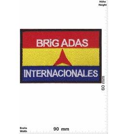 France Brigadas Internacionales Flagge