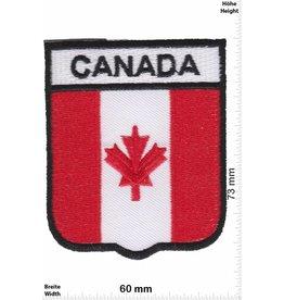 Canada Kanada - Canada - Wappen  - Flagge