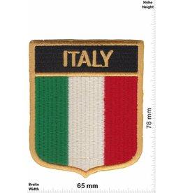 Italy Italien - Italy - Wappen  - Flagge
