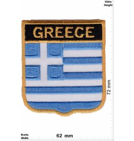 Greece Greece - Coat of Arms - Flag