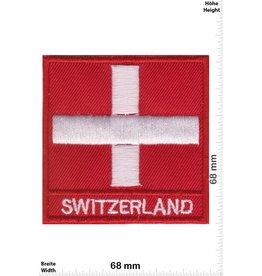 Switzerland Schweiz - Switzerland - Flagge