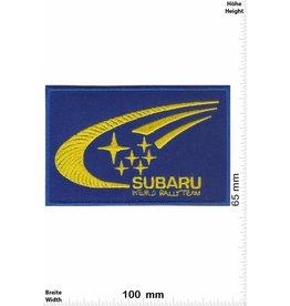 Subaru SUBARU - stars