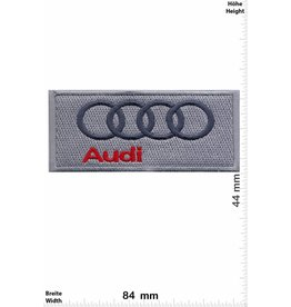 Audi Audi - grau
