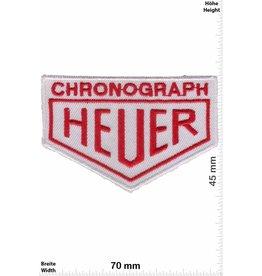 Heuer Heuer Chronograph - rot