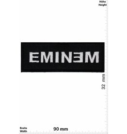 Eminem Eminem - silver black