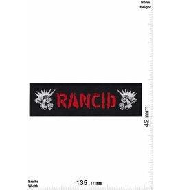 Rancid Rancid - red silver