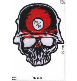 Monster Metal Mulisha - Energy  - rot