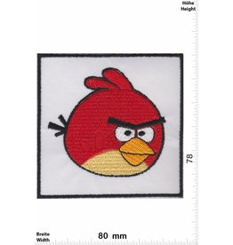 Angry Bird Angry Bird - white red