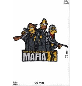 Simpson Homer Simpson - Mafia