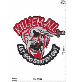 Totenkopf Kill' em all - Let god sort'em out