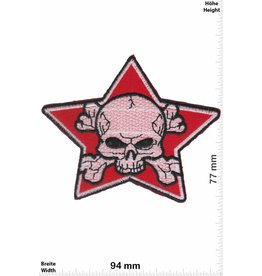 Totenkopf Totenkopf red Star