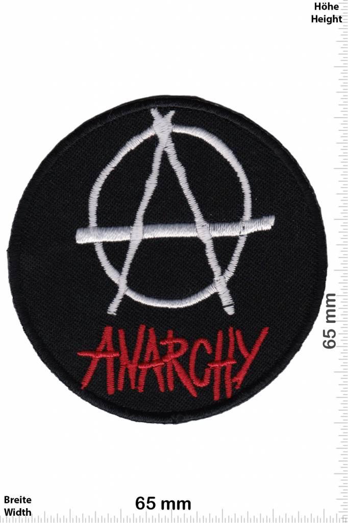 Anarchy Anarchy - rund