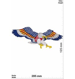 USA Adler - Eagle- USA  - 28 cm -BIG