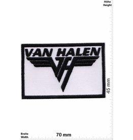 Van Halen Van Halen - white -Hard-Rock-Band