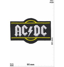 AC DC ACDC - AC DC - gold silber
