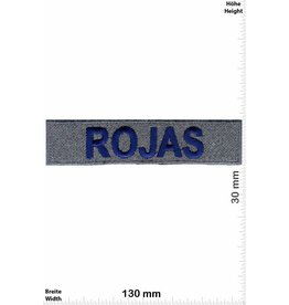 Special Forces Air Force -  ROJAS
