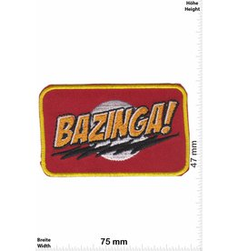 Bazinga! - Sheldons - The Big Bang Theory