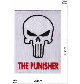 Punisher The Punisher - weiss