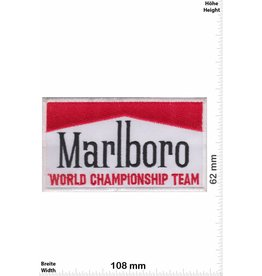 Marlboro Marlboro - World Championship Team