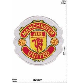 Manchester United  Manchester United Football Club -Man United - United - rot Devils - White