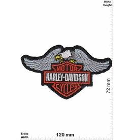 Harley Davidson Harley Davidson - Logo - Adler - small