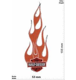 Harley Davidson Harley Davidson - Flame