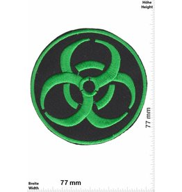 Biohazard BIOHAZARD VIRUS - green