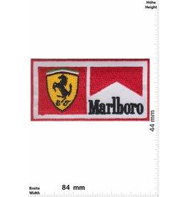 Marlboro Marlboro - Ferrari  - red