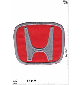 Honda Honda - red- small