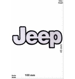 Jeep Jeep - white