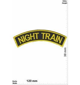 Harley Davidson Night Train - curve