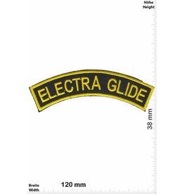 Harley Davidson Electra Glide - curve