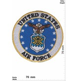 Air Force United States Air Force - round