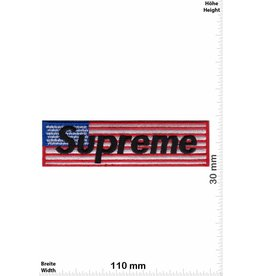 Supreme Supreme - USA - black