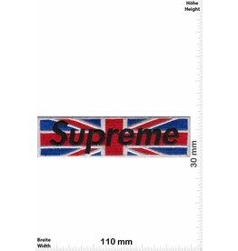 Supreme Supreme - UK - Union Jack