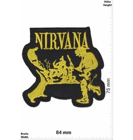Nirvana Nirvana - Band - gold
