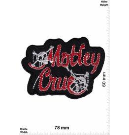 Motley Crue Motley Crue - rot silber
