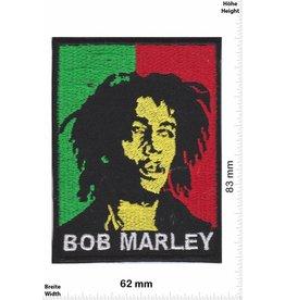 Bob Marley  Bob Marley -grün rot