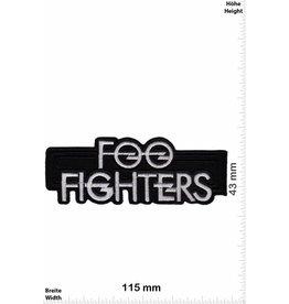 Foo Fighters Foo Fighters - US Rockband - silber